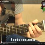 Creepin In chords