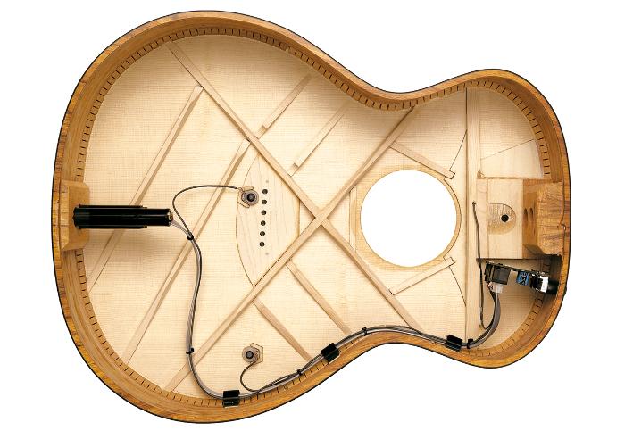 inside-a-taylor-guitar-pick-up-system