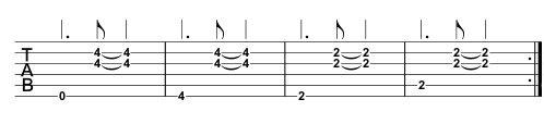 Beginner Guitar Song fig 1