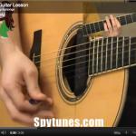 1234 Guitar Lesson