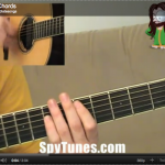 1234 chords
