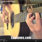 Arthur's Theme Guitar Lesson
