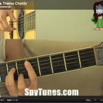 Arthur's Theme chords