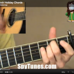 Dreadlock Holiday chords