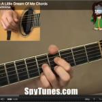 Dream A Little Dream chords