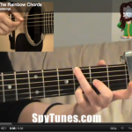 Over The Rainbow chords