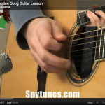 Redemption Song Guitar Lesson