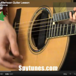 Sunny Afternoon Guitar Lesson