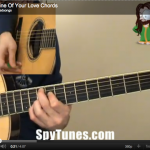 Sunshine Of Your Love chords
