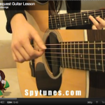 Last Request Guitar Lesson