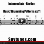Intermediate Strumming 11