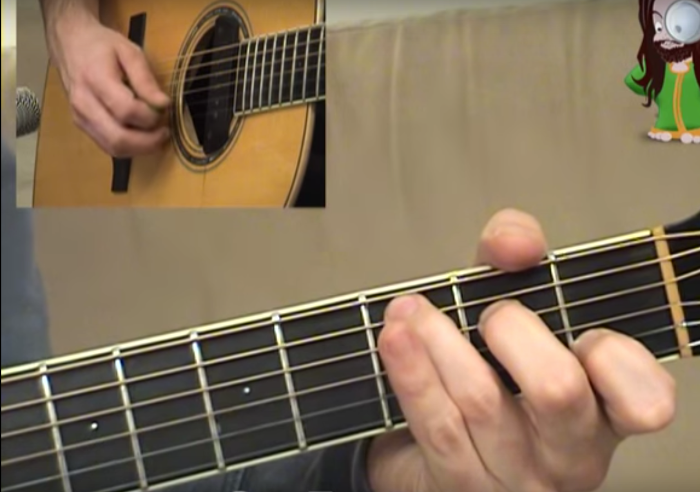 American Pie chords and strumming