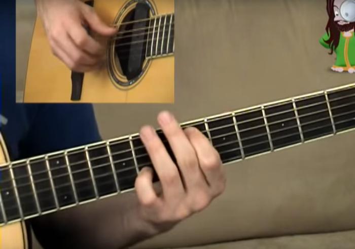 Blackbird Chords And Fingerstyle Arrangement