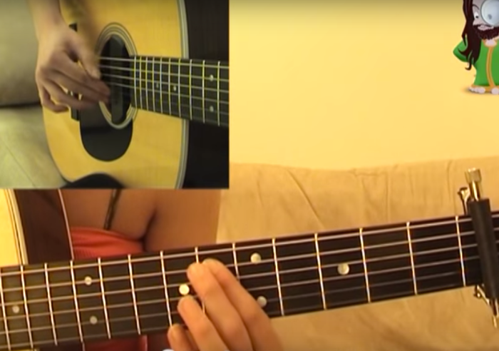Empire State Of Mind Chords And Fingerstyle Arrangement