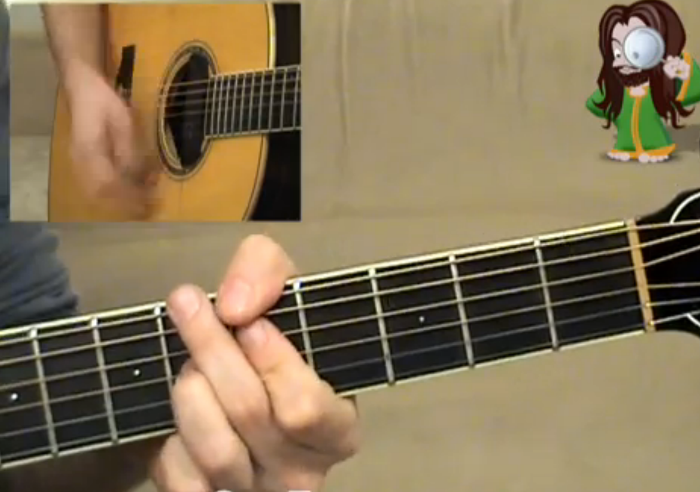 I Cant Stand The Rain Chords And Strumming