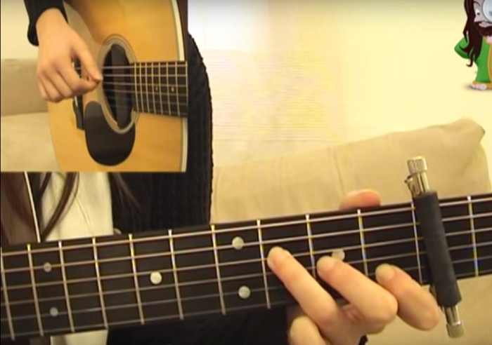 Last Request Chords And Fingerstyle Arrangement