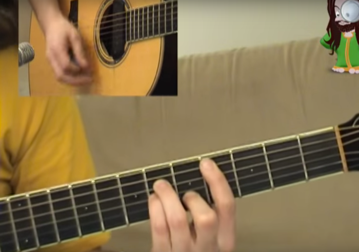 Whistle For The Choir chords and strumming