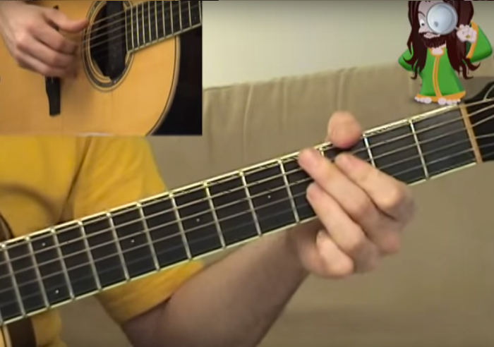 Why Dont You Do Right Chords And Fingerstyle Arrangement