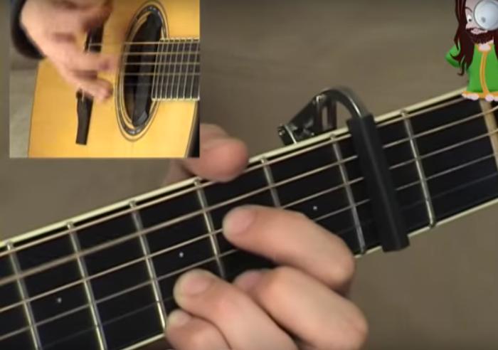 Wonderwall chords and strumming