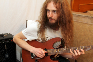 I was taught by Guthrie Govan for three years